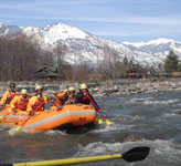 Bird Watching And River Rafting